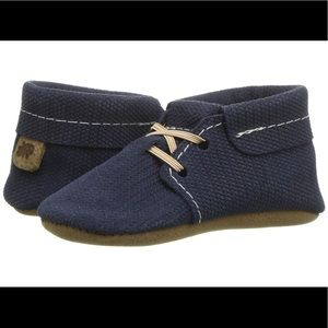 NEW! Freshly Picked Navy Blue Oxford Moccasins💕